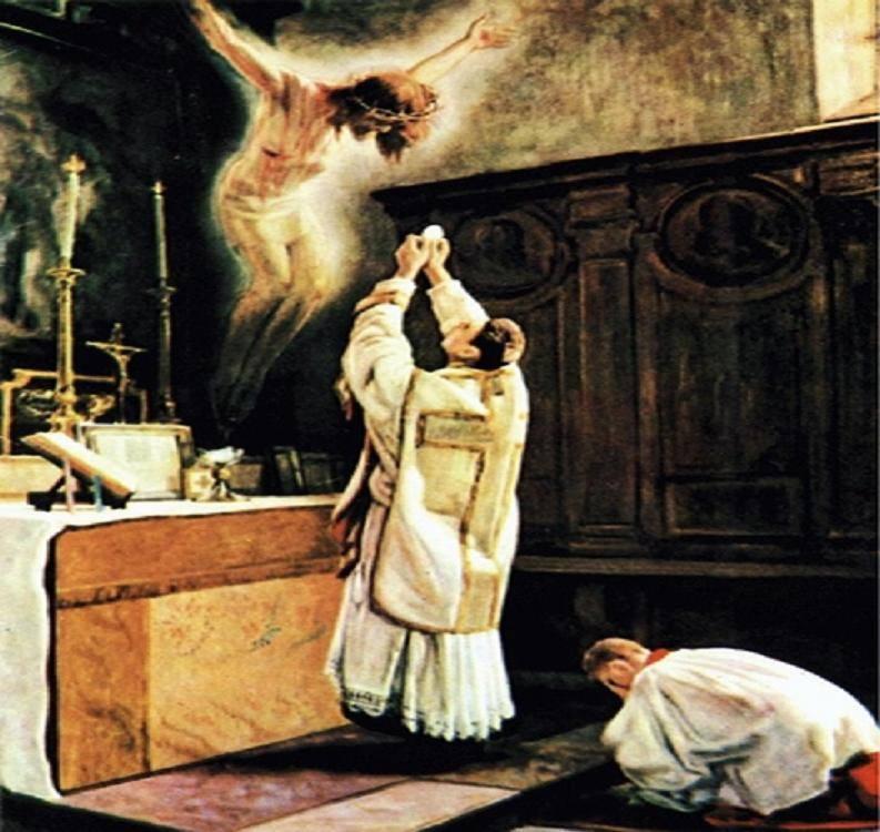 Wielkość i potęga Mszy świętej